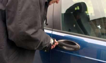 Συνελήφθη 34χρονος στο Αγρίνιο για διάπραξη  κλοπών σε αυτοκίνητα.