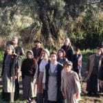 Κινηματογραφικά γυρίσματα στα Παλιά Αχυρά Κατούνας για την ταινία «Τα δάκρυα του Βουνού»