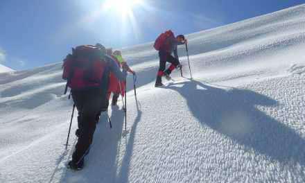 Ορειβατικός σύλλογος Αγρινίου -Ανάβαση στην Καλιακούδα