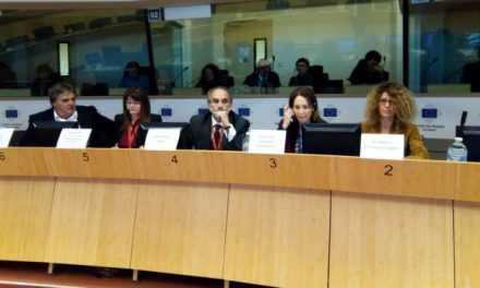 Την υποστήριξη Περιφερειών και πόλεων ζήτησε ο Κατσιφάρας στην ΕτΠ στις Βρυξέλλες!