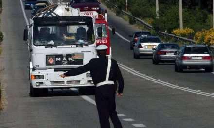 Βόνιτσα: Οδηγούσε φορτηγό μεθυσμένος!
