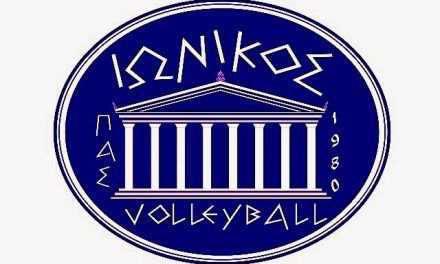 Ήττα για την ομάδα Volley του ΠΑΣ Ιωνικού '80 γυναικών