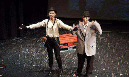 Τελετή λήξης 8ου μαθητικού Φεστιβάλ Θεάτρου