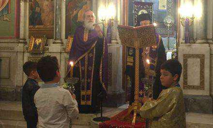 Αγρίνιο: το Θείο Δράμα φτάνει στην κορύφωσή του