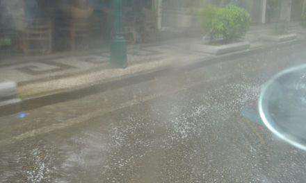 Χαλαζόπτωση σε όλο το εύρος του Δήμου Αγρινίου-καταστροφές στα κηπευτικά!