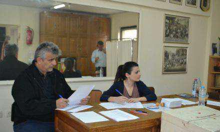 Επανεκλογή Β.Νικολέτα στο σύλλογο σιδηροαλουμινοκατασκευαστών