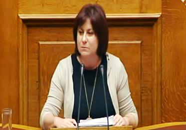Μ.Τριανταφύλλου: Ομιλία για τον «εξωδικαστικό μηχανισμό στήριξης οφειλών επιχειρήσεων» (video)