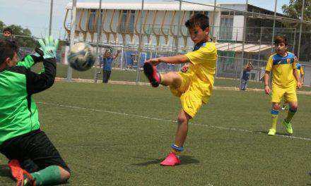 Τουρνουά ποδοσφαίρου στο Emileon