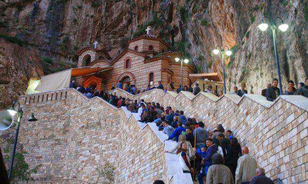 Πολλά θαύματα έχουν αποδοθεί στην Αγία Ελεούσα για αυτό πλήθος προσκυνητών θα επισκεφτούν την Ι.Μ.