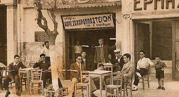 Βαριές εκφράσεις -«Έμειναν κάγκελο» οι θαμώνες καφενείου!
