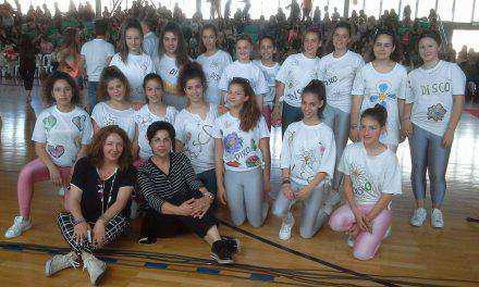 Έκλεψαν τις εντυπώσεις το Γυμνάσιο & το Λύκειο  Παναιτωλίου  στο Μαθητικό Φεστιβάλ Μοντέρνων Χορών Ναυπάκτου