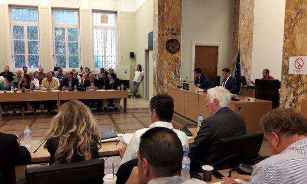 Δ.Σ Αγρίνιου: Δύσκολη «γέννα» για την απόφαση έκδοσης ψηφίσματος για το θέμα της εκτροπής του Αχελώου