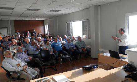 Δεκάδες παραγωγοί ενημερώθηκαν για την ελιά στην Αμφιλοχία