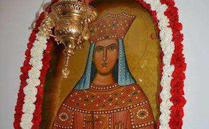 Πανηγυρίζει ο Ι.Ν Αγίας Ειρήνης στο Αγρίνιο