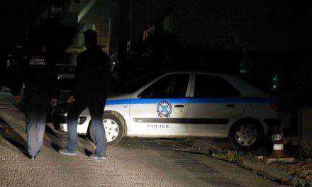 Σύλληψη δύο ατόμων στο Νεοχώρι για κλοπή  και παράνομη διαμονή στη Χώρα