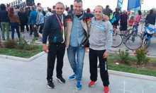 Μεγάλη συμμετοχή Αγρινιωτών στον 7ο πράσινο Ημιμαραθώνιο Λευκάδας!