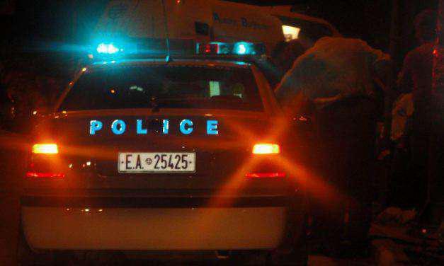 Σύλληψη 48χρονου στον Τρύφο γιατί είχε μαχαίρι