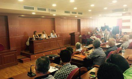 Σύσκεψη στην Περιφερειακή Ενότητα με ΓΟΕΒ και ΤΟΕΒ