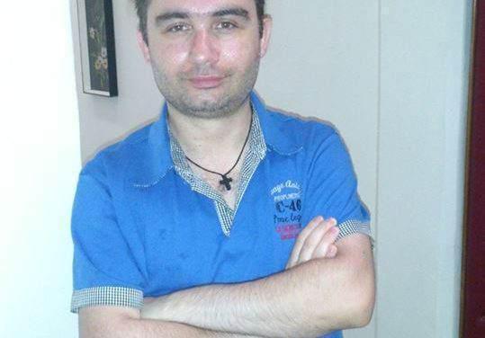 Ο Βελούδας Πέτρος Αντιπρόεδρος της Τοπικής Κοινότητας του Αγρινίου