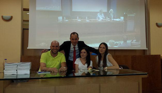 Mε επιτυχία η παρουσίαση του βιβλίου του Πάνου Λαζαρόπουλου