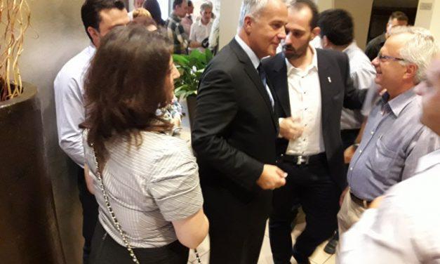 Στο Αγρίνιο ο Βορίδης-Συνέντευξη τύπου και επαφές με κομματικά στελέχη(ΒΙΝΤΕΟ- ΦΩΤΟ)