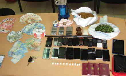 Δυτική Ελλάδα: Εξαρθρώθηκε εγκληματική οργάνωση που διακινούσε ναρκωτικά