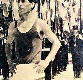 Έφυγε ο Δημήτρης Μουζόπουλος,  ο μεγαλύτερος δρομέας του Μεσολογγίου.