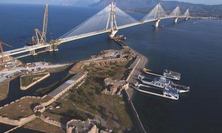 Δήμος Ναυπάκτου:  Αναζητούνται  οι υπεύθυνοι για τη μη αποκατάσταση των εργοταξιακών χώρων της γέφυρας Χαρίλαος Τρικούπης