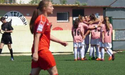 Οι γυναίκες του «Μεσολόγγι 2008» νίκησαν αγγλική ομάδα! (video)