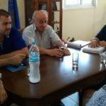 Συνάντηση του Δημάρχου Μεσολογγίου με τη Συντονιστική Επιτροπή αυτονόμησης του ΤΕΙ